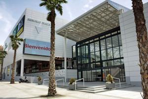 Centro comercial serrallo plaza arquitectura - Centro comercial el serrallo ...